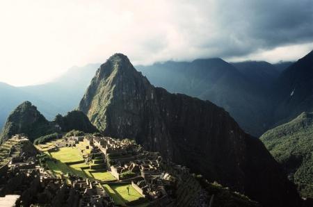 Machu Picchu, Peru/Südamerika