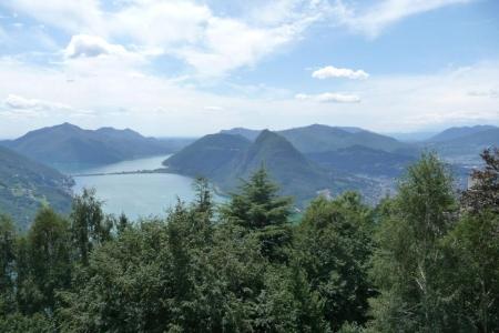 Monte Bre Schweiz